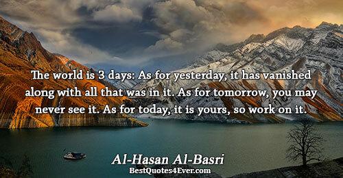 the life and career of hasan al basri Al hasan al basri - free download as pdf file (pdf), text file (txt) or read online for free.