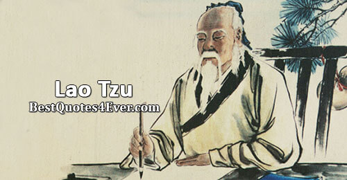 Lao Tzu Quotes at Best Quotes Ever