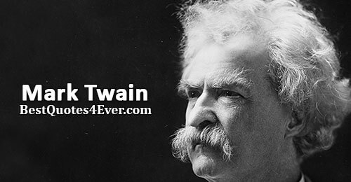 Mark Twain Quotes at Best Quotes Ever