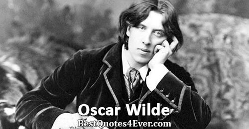 Oscar Wilde Quotes at Best Quotes Ever