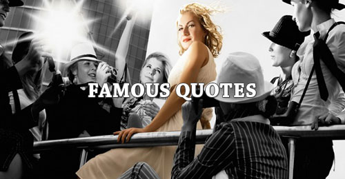 Famous Picture Quotes