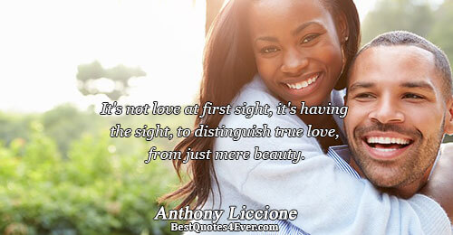 Love At First Sight Quotes, Sayings And Messages