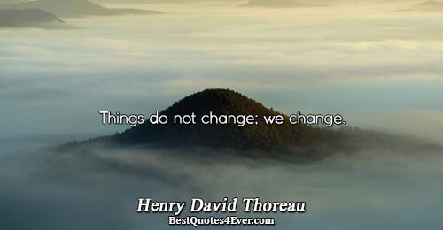 Henry Thoreau Quotes Interesting Henry David Thoreau Quotes Best Quotes Ever